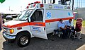 American Emergency Ambulance at a car show in Puerto Rico in 2013.jpg
