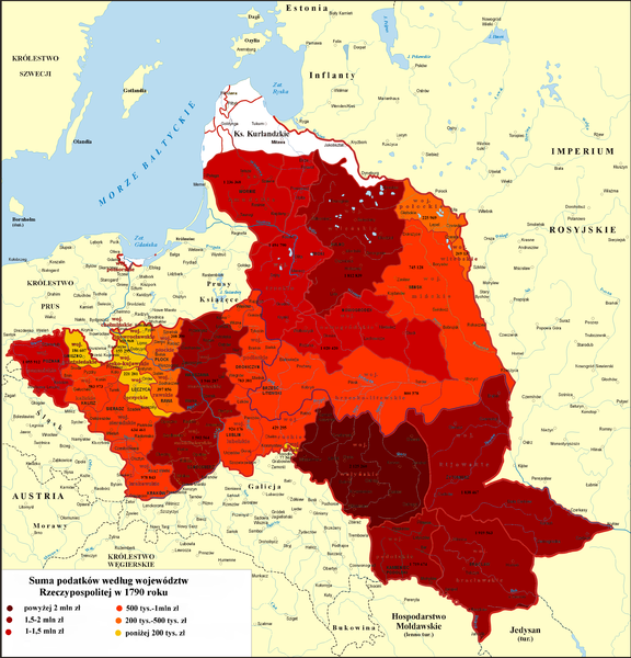 Plik:Amount of all taxes per Voivodeship of Polish-Lithuanian Commonwealth in 1790.PNG