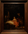 Amsterdam - Rijksmuseum - Late Rembrandt Exposition 2015 - Joseph Accused by Potiphar's wife 1655.png