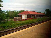 Amtrak Station Rome NY