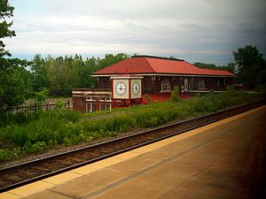 Rome, New York - Rome Railroad Station