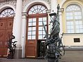 An entrance of Moscow Manege.jpg