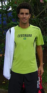 André Sá Brazilian tennis player