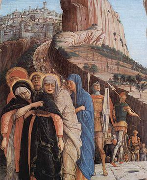 San Zeno Altarpiece (Mantegna) - Image: Andrea Mantegna 031
