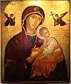 Andrea ritzos, icona della madonna col bambino, creta 1510 ca.jpg
