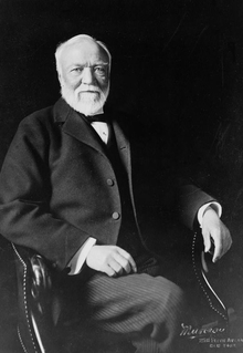 Andrew Carnegie Wikipedia