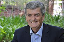 Andrew Tink after treatment for throat cancer 17012012.JPG