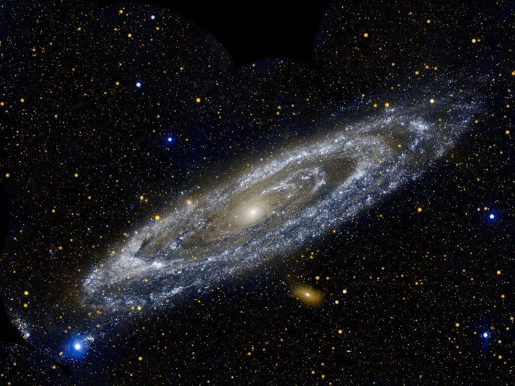 milky way galaxy neighboring galexy s - photo #4