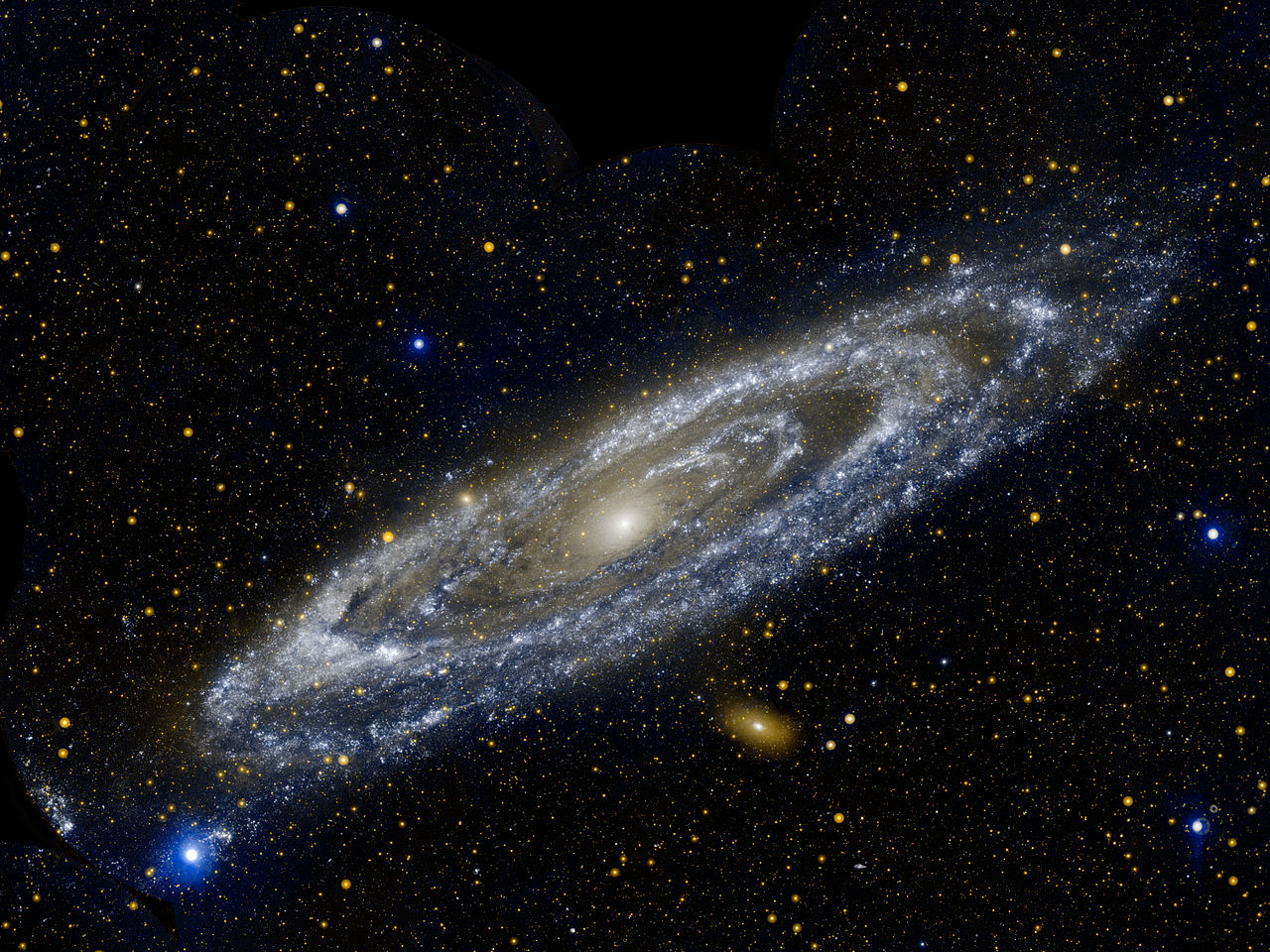 Andromeda Making An Impression Natural Gas