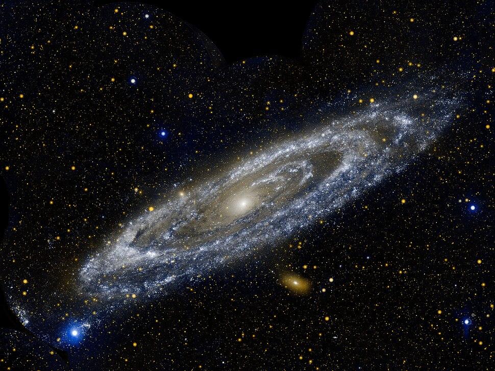 Andromeda galaxy 2