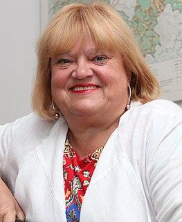 Anka Mrak-Taritaš Croatian politician and architect