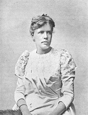 Anne Charlotte Leffler - Anne Charlotte Leffler.