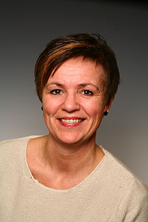 Anne Tingelstad Wøien Norwegian politician