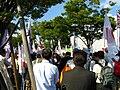 Anti-Chinese government rally on 2 October 2010 at Shibuya 02.jpg