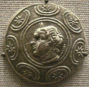Antigonus II Gonatas - Coin of Antigonus Gonatas