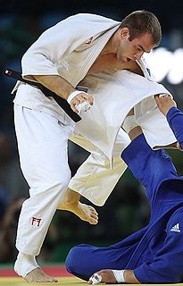 Overview of Judo in Canada