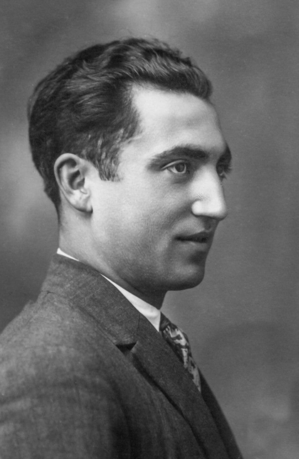 Antonio Fraguas Fraguas, c. 1925