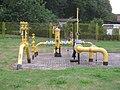 Aparatura gazowej stacji redukcyjno-pomiarowej w Wejherowie 3.jpg
