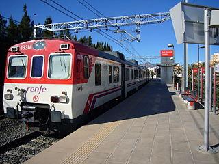 Cercanías Murcia/Alicante