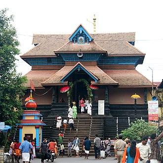 Pathanamthitta district - Aranmula Parthasarathi Temple