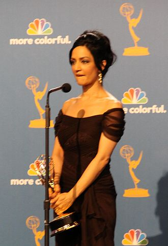 Archie Panjabi - Panjabi won an Emmy for Outstanding Supporting Actress in a Drama Series for her role Kalinda Sharma in The Good Wife.