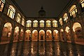 Archiginnasio Bologna by night.jpg