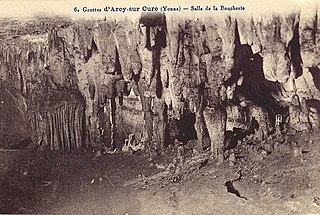 caves of Arcy-sur-Cure
