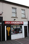 Ards Locksmiths, Newtownards, March 2010.JPG