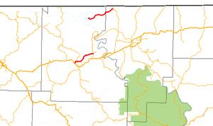 Arkansas Highway 202 - Image: Arkansas 202