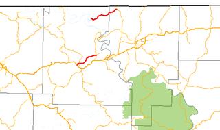 Arkansas Highway 202 highway in Arkansas