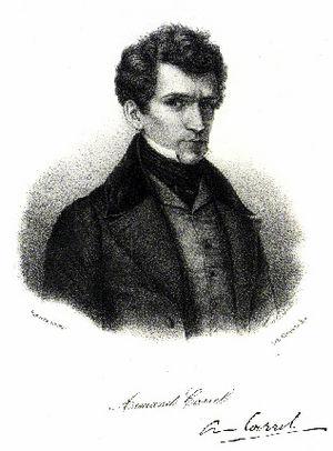 Armand Carrel - Armand Carrel, (1800-1836).