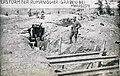 Armata 9 germana - Album foto - Marasesti - pozitie a trupelor romane cucerita.jpg