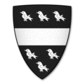 Armorial Bearings of the WYSHAM family of Tedstone de la Mere, Herefordshire.png