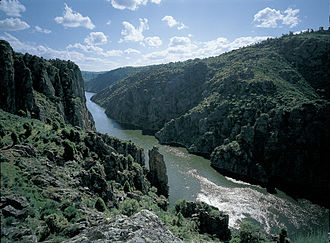 Arribes del Duero Natural Park - The Douro Natural Park