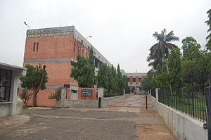 Atma Ram Sanatan Dharma College - Image: Arsd college dhaula kuan