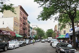 Arthur Avenue - Arthur Avenue in 2014.