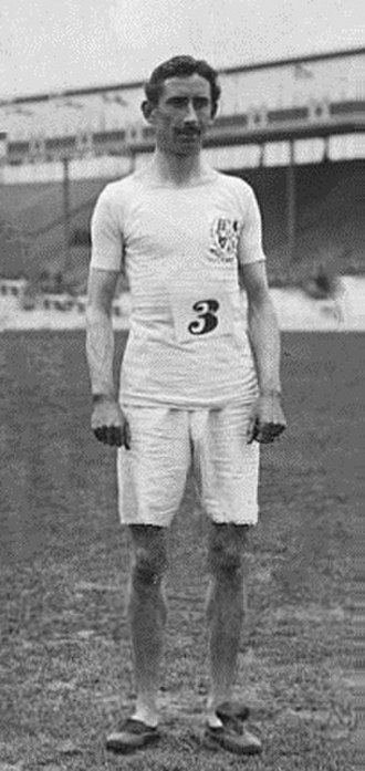 Arthur Robertson (athlete) - Arthur Robertson at the 1908 Olympics