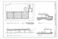 Asa T. Haines Homestead, Residence, 90 feet west of barn, Model, Las Animas County, CO HABS COLO,36-MOD.V,5A- (sheet 1 of 1).png