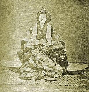 Japanese empress