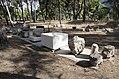 Asclepeion Epidaurus remnants.jpg