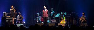 Astrud - Astrud in concert (2010).
