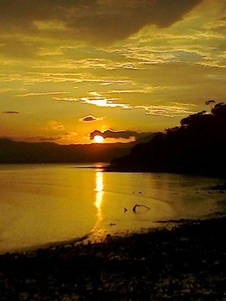 File:Atardecer en Isla de Chira.jpg