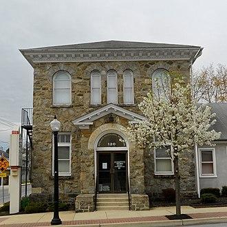 Atglen, Pennsylvania - Atglen Municipal Building