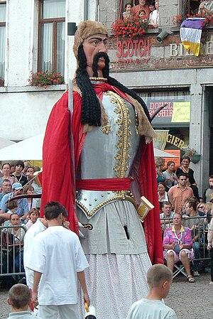 Ath ducasse 2004 Ambiorix