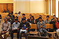 Attendees at Wikipedia 15 celebration in BSK (04).jpg