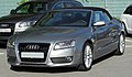 Audi A5 Cabriolet 3.2 FSI front 20101009.jpg