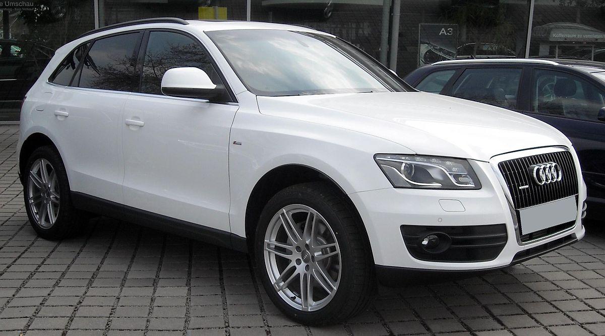 Audi Q5 Wikipedija