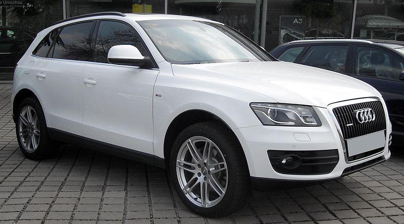 File:Audi Q5 front 20090404.jpg - Wikimedia Commons