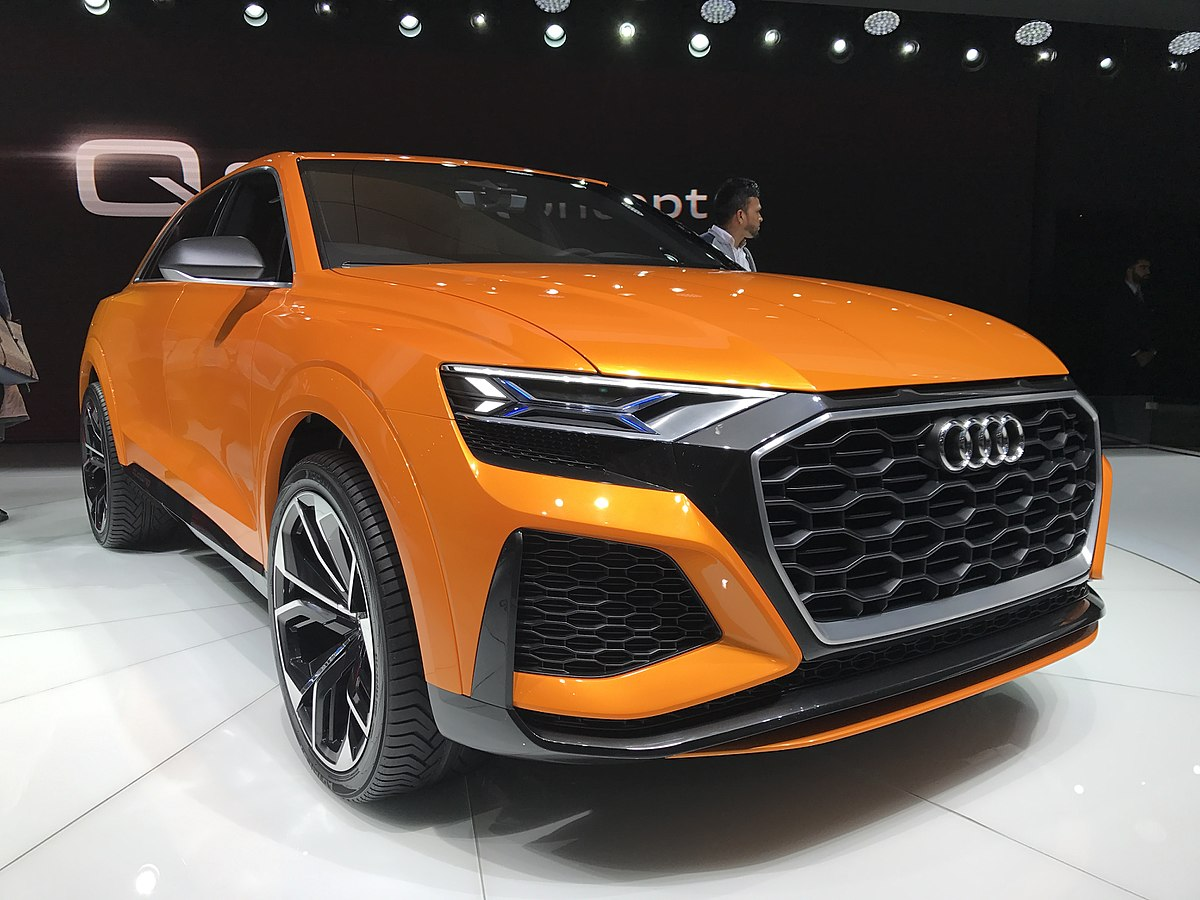 audi q8 wikipedia. Black Bedroom Furniture Sets. Home Design Ideas