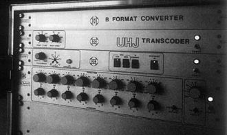 Quadraphonic sound - Ambisonic mixing equipment